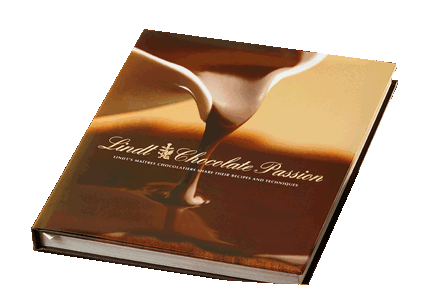 Lindt Recipe book