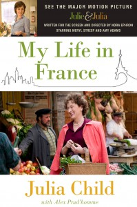 My Life in France visual
